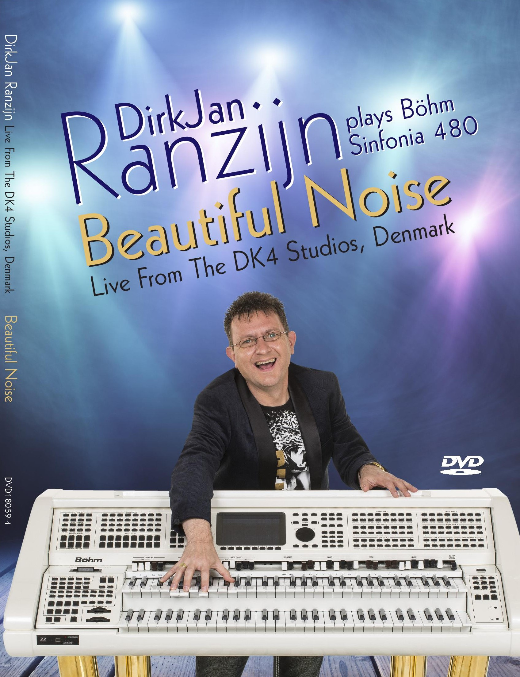 DirkJan Ranzijn Beatuful Noise
